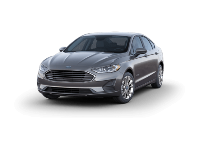 New 2019 Ford Fusion Hybrid SE Sedan Fenton, MI